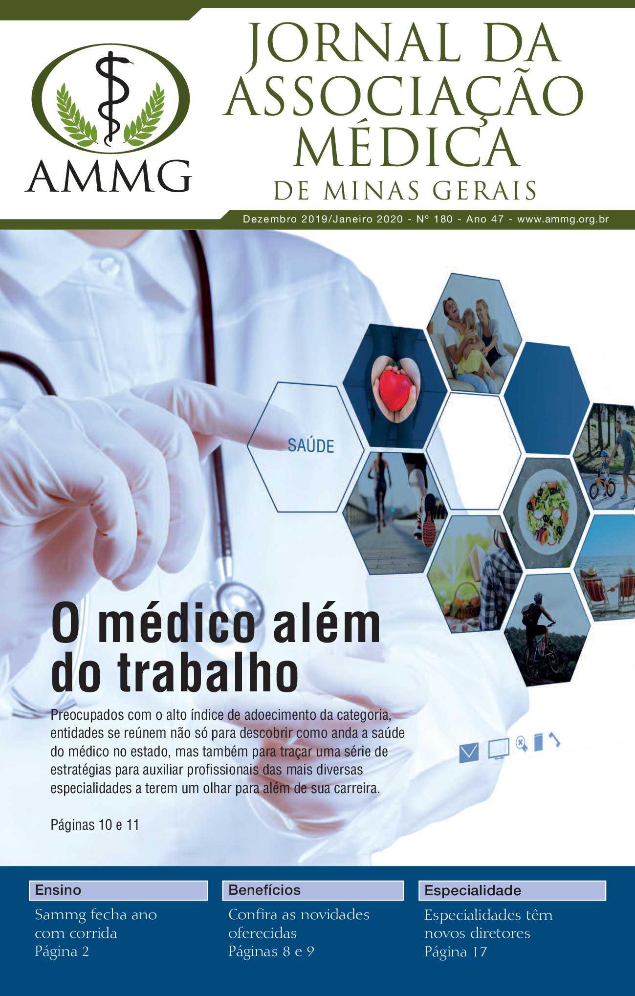 Jornal AMMG - Dezembro/19 - Janeiro/20
