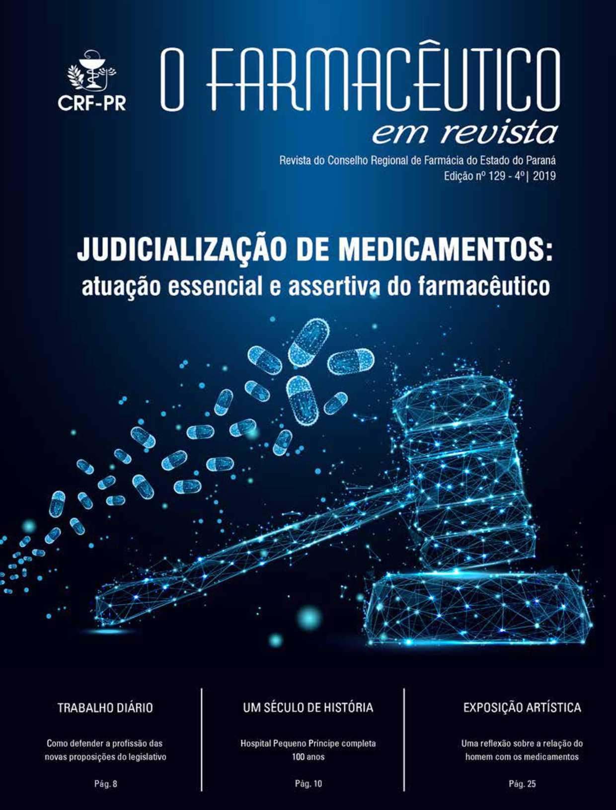 O Farmacêutico em Revista - Ed. 129